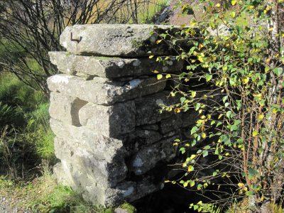 gammel steingard
